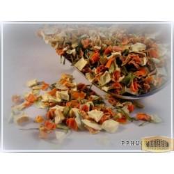 Mieszanka warzywna suszona - gruba