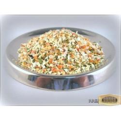 Mieszanka warzywna suszona - grys